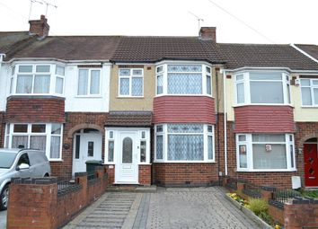 Thumbnail 3 bed terraced house for sale in Treherne Road, Coventry, West Midlands