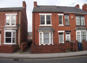 Thumbnail 1 bedroom flat to rent in Newcastle Avenue, Worksop, Nottinghamshire