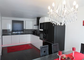 Thumbnail 3 bedroom end terrace house for sale in Cross Hedge Close, Leicester