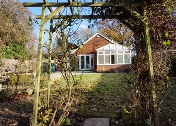 Thumbnail 3 bed detached bungalow for sale in The Green Lane, Leigh