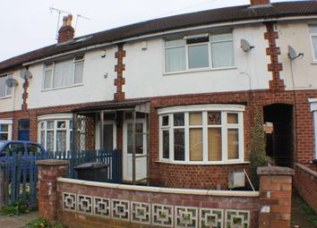 Thumbnail 2 bedroom terraced house for sale in Stockton Road, Leicester