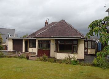 Thumbnail 3 bed detached bungalow for sale in Pant-Y-Blawd Road, Llansamlet, Swansea