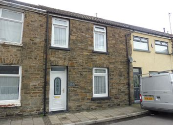 Thumbnail 3 bed terraced house for sale in Glanaman Road, Cwmaman, Aberdare