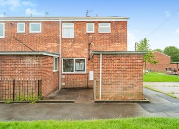 Thumbnail 3 bed terraced house to rent in Dorking Close, Hull