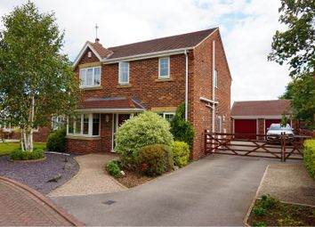 Thumbnail 4 bed detached house for sale in Dykes Lane, Copmanthorpe, York