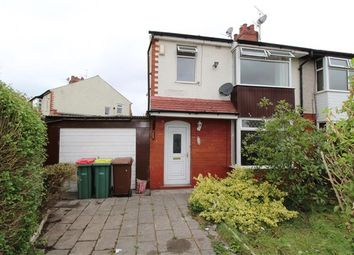 Thumbnail 3 bed property for sale in Moorside Avenue, Preston