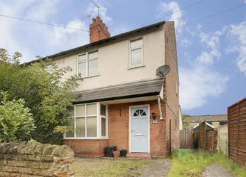 3 bed semi-detached house for sale in Carlton Road, Carlton, Nottinghamshire NG3