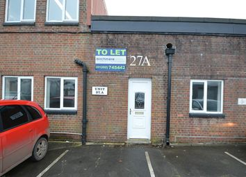 Thumbnail Office to let in Unit 27A, Old Street, Bailey Gate Industrial Estate, Wimborne