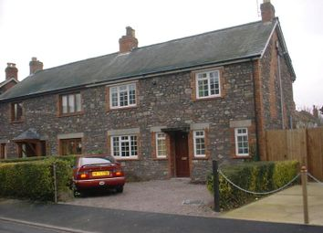 Thumbnail 3 bed semi-detached house to rent in 8 Priory Road, Abergavenny, Monmouthshire