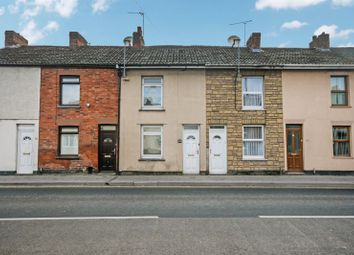 Thumbnail 2 bed terraced house for sale in Bath Road, Bridgwater