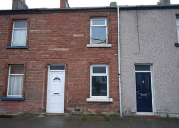 Thumbnail 2 bed terraced house for sale in Mount Pleasant, Barrow-In-Furness, Cumbria