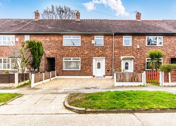 Thumbnail 3 bed terraced house for sale in Wincanton Avenue, Wythenshawe, Manchester