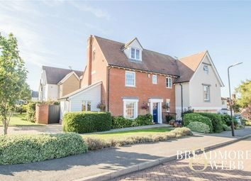 Thumbnail 3 bed semi-detached house for sale in Mill Green, Halstead