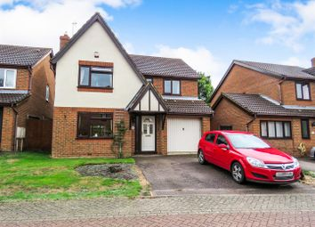 Thumbnail 4 bed detached house for sale in Lancaster Close, Warboys, Huntingdon