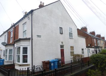 Thumbnail 3 bed end terrace house for sale in St. Georges Road, Hull