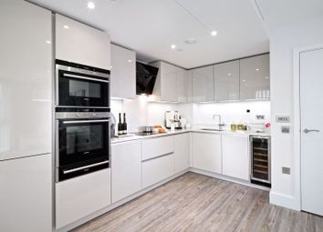 Thumbnail 2 bed flat for sale in Brand New Development, Upton Park, Eastham, London