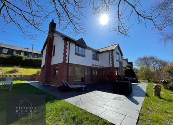 Thumbnail 4 bed detached house for sale in St Johns House, Waunlwyd