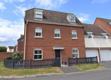 Thumbnail 5 bedroom link-detached house for sale in Cavalry Close, Thatcham