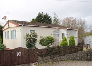 Thumbnail 2 bedroom mobile/park home for sale in Manor Square, Ham Manor Park, Llantwit Major
