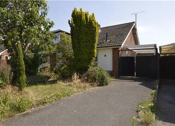 Thumbnail 3 bed semi-detached bungalow for sale in Selborne Road, Bishops Cleeve