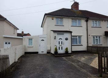 Thumbnail 3 bedroom semi-detached house for sale in Hartcliffe Walk, Knowle, Bristol