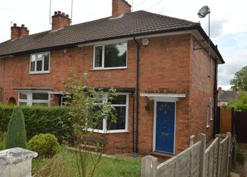 Thumbnail 2 bed end terrace house to rent in 17 Derwent Road, Stirchley, Birmingham
