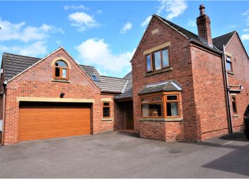 Thumbnail 4 bed detached house for sale in Treelands, Barnsley