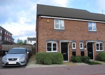 Thumbnail 2 bed semi-detached house for sale in Bingley Crescent, Kirkby-In-Ashfield