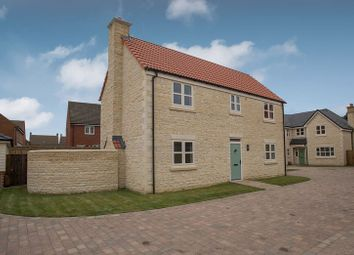 Thumbnail 5 bed detached house for sale in Wootton Close, Deeping St. James, Peterborough