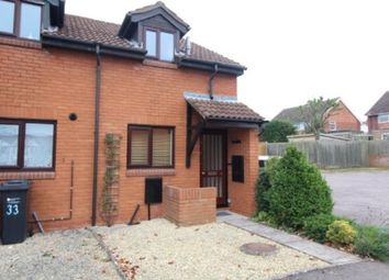 Thumbnail 1 bed end terrace house to rent in Bridle Road, Kings Acre, Hereford