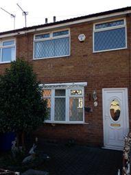 Thumbnail 3 bedroom terraced house to rent in Millers Lane, Platt Bridge, Wigan