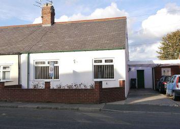 Thumbnail 2 bed semi-detached bungalow for sale in Stead Lane, Bedlington