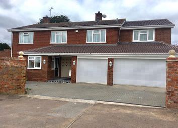 Thumbnail 6 bed detached house for sale in Rectory Drive, Arley, Coventry
