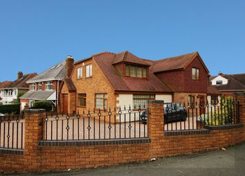 Thumbnail 6 bedroom detached house for sale in Park Drive, Wolverhampton, West Midlands
