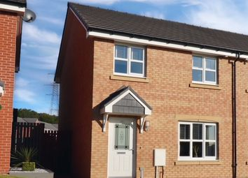 Thumbnail 3 bed semi-detached house for sale in Calderbank Road, Uddingston