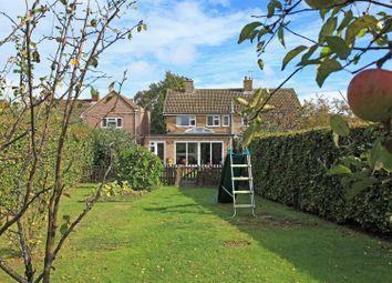 Thumbnail 3 bed semi-detached house for sale in Leybank, Hildenborough, Tonbridge