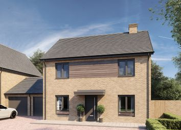 Thumbnail 4 bed detached house for sale in Westmill Place, Manor Road, Haverhill
