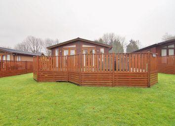 Thumbnail 3 bed mobile/park home for sale in Limefitt Park, Patterdale Road, Windermere