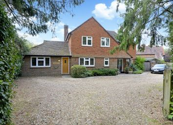 Thumbnail 4 bed detached house for sale in Wanborough Lane, Cranleigh
