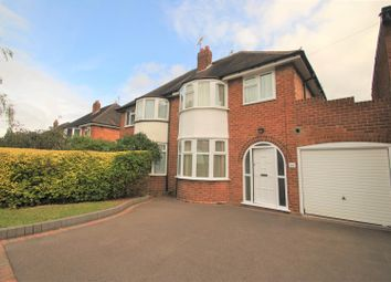 Thumbnail 3 bed semi-detached house for sale in Westridge Road, Moseley, Birmingham