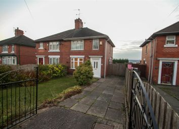 Thumbnail 2 bed semi-detached house to rent in Norris Road, Burslem, Stoke-On-Trent