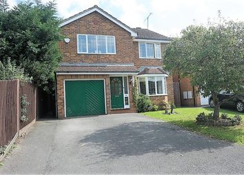 Thumbnail 4 bed detached house to rent in Merryweather Close, Wokingham