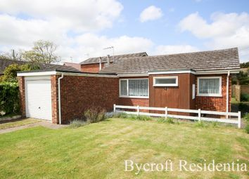 Thumbnail 2 bed detached bungalow for sale in Somerton Road, Martham, Great Yarmouth