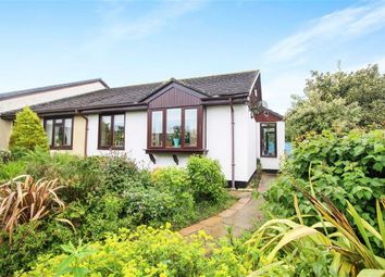 Thumbnail 3 bedroom terraced bungalow for sale in Heywood Close, Hartland, Bideford