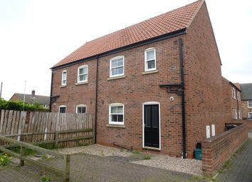 Thumbnail 3 bed semi-detached house for sale in Rainbow Close, Thorne, Doncaster
