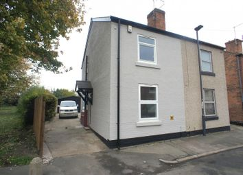 Thumbnail 3 bed semi-detached house to rent in Reader Street, Spondon, Derby