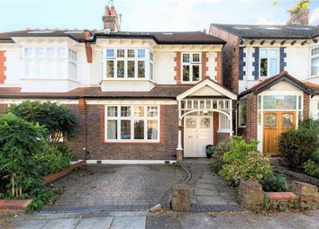 Thumbnail 5 bed property for sale in Arlow Road, Winchmore Hill, London
