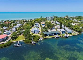 Thumbnail 2 bed town house for sale in 5031 N Beach Rd #124, Englewood, Florida, 34223, United States Of America