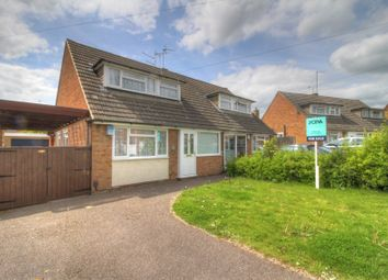Thumbnail 3 bed bungalow for sale in Parkview Close, Luton