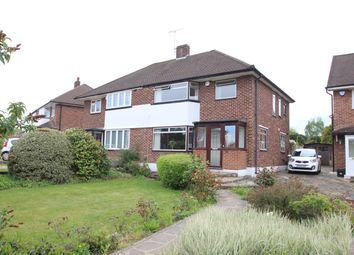 Thumbnail 3 bed semi-detached house to rent in Honeybourne Way, Petts Wood, Orpington